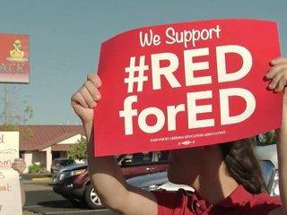 Arizona teachers to walk out Thursday