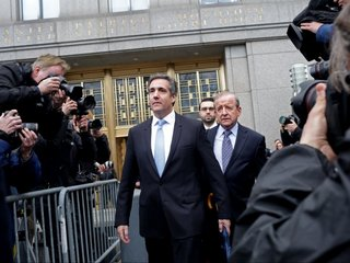 Judge to decide who will review Cohen raid docs