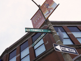 Racism claims prompts street name change