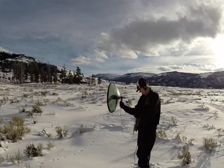Team to preserve sounds in national parks