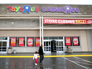 Toys 'R' Us closing will have massive impact
