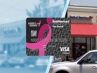 Special credit cards help you donate to charity