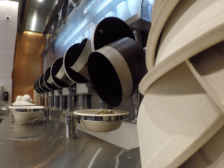 Spyce restaurant in Boston is run by robots