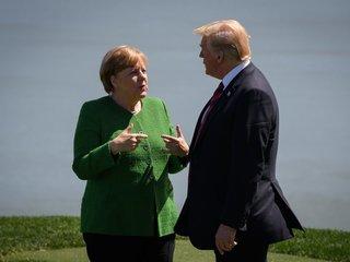 Angela Merkel to step down as party leader