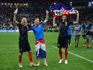 Croatia stuns, advances to World Cup Final