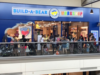 Overcrowding ends Build-A-Bear promotion