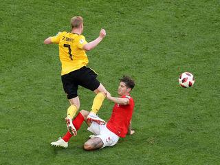 Belgium records best World Cup finish