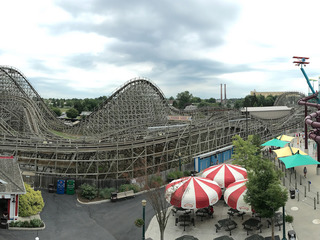 6 days of heavy rain spurs Hersheypark to close