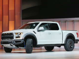Ford: 2M trucks recalled for seat belt issue