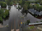 Florence: Catastrophic and historic flooding