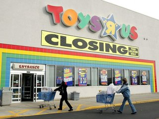 Toy wars: Who will get most Toys 'r Us shoppers?