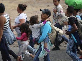 Honduran women among those fleeing violence