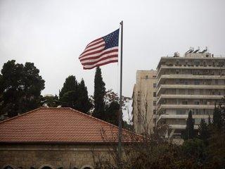 U.S. merges consulate into Jerusalem embassy
