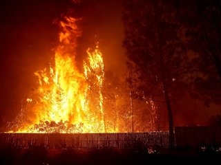 600 missing, 63 dead in No. Cal. Camp Fire