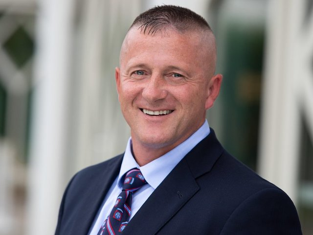 Richard Ojeda Democrat Who Voted For Trump In 2016 Launches
