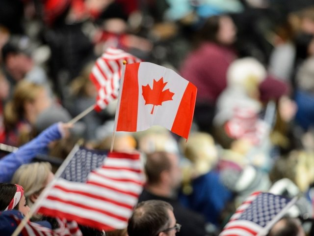 A Record Number Of Americans Sought Asylum In Canada Last Year