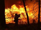 Firefighters make progress on Calif. wildfires